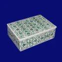 White Marble Box