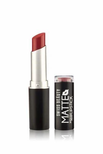 Swiss Beauty Soft Velvet Matte Lipstick Sb 202m Hrc International