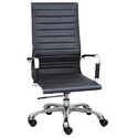 Black Director Executive Chair
