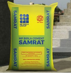 PPC (Pozzolana Portland Cement) MP Birla Cement, Packaging Size: 50 Kg, Cement Grade: Grade 53