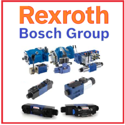 Bosch Rexroth - Valves & Pumps - Poppet Valves Distributor / Channel