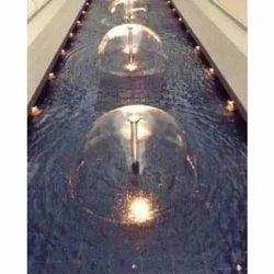 Mushroom Water Fountain