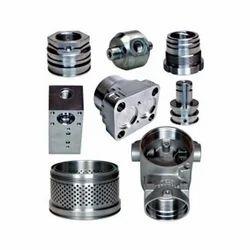 Precision VMC Machined Parts