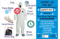 PRO SAFE PPE KIT (90 GSM)