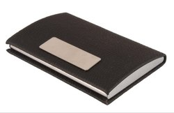 Multi Color Leather Card Holder