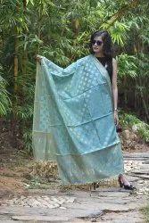 Banarasi Pure Zari Silk Dupatta