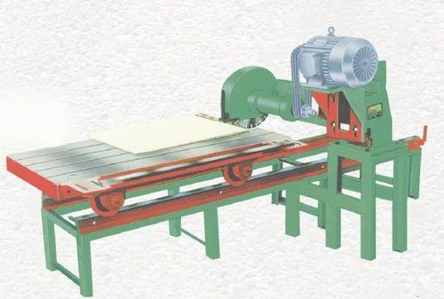Stone Cutting Machine पत्थर काटने की मशीन At Rs 190000