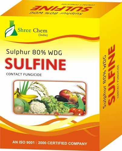 Sulphur 80% WDG, 1kg And 5kg, Shree Chem India | ID: 19066672362