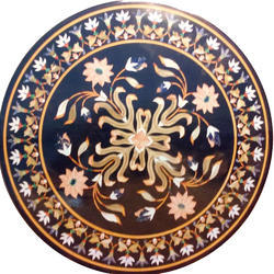 Marble Carnelian Pietra Dura Decor Art Inlay Tables Top