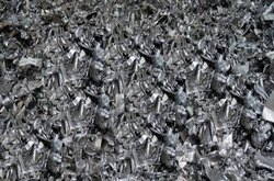 Silver ALUMINIUM T.T. SCRAP, for Melting, Size: Mix