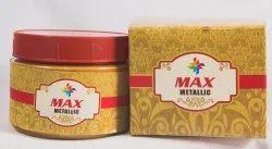 MAX High Gloss Water Based Metallic Paint
