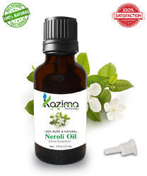 KAZIMA 100% Pure Natural & Undiluted Neroli Oil