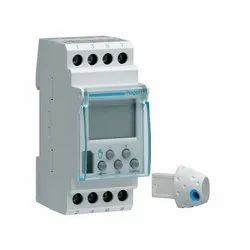 Digital Way 7 Day Electronic Time Switch for Industrial, Packaging Type: Box