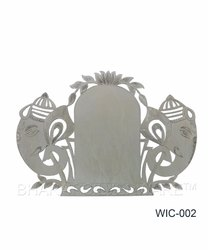 Pure Silver Shri Ganesh Wedding Card