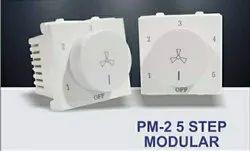 PM 5 step regulator