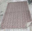 indian handmade cotton  jute rugs