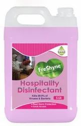 Hospitality Disinfectant , Packaging Size: 5 Litre & 50 Litre