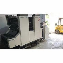 Komari Sprint 228 -2 Colour Offset Printing Machine
