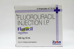 Fluracil 500mg Injection