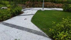 Pathway Garden Pebbles Stone