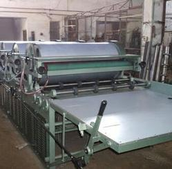Stainless Steel Corrugated Printing Machine, Automation Grade: Semi-Automatic