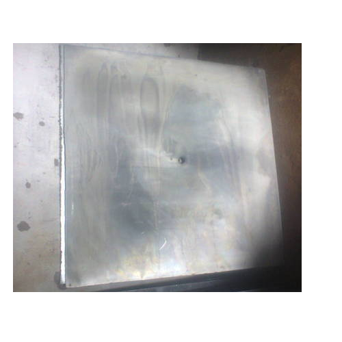 Galvanized Earthing Plate