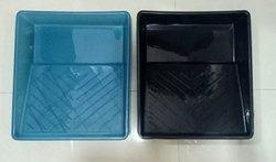 Square Plastic Paint Tray, Size: 12 X 12 Inch