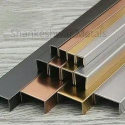 SDS Decorative U Shape Profiles