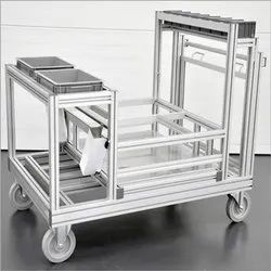 Aluminium Profile Trolley