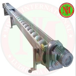 Screw Conveyor / Cake Conveyor / Seed Conveyor