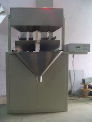 Semi Automatic Weigh Filling Machine