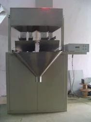 Semi Automatic Weigh Filling Machine