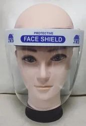 Fs-01 Pro Jmd Transparent PC Protective Face Shield(Personal Protective Equipment), Standard Size