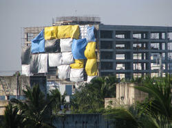 Construction Tarpaulin