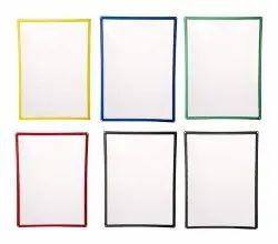 A4 Plastic Display / Magnetic Folders