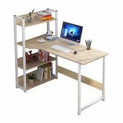 Compact Computer Study Table for Home, Office, Gaming Desk, Multipurpose Table