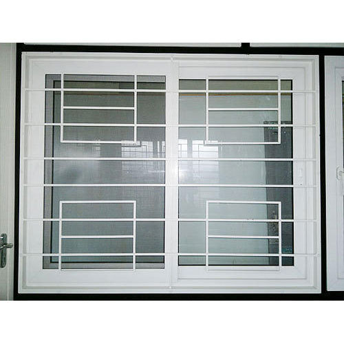 Upvc Grill Window At Rs 550 Square Feet Bolarum