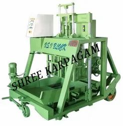 High Density Hollow Block Making Machine
