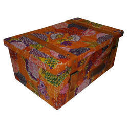 Wooden Handmade Suit Case Boxes