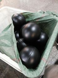 4 (100mm) HDPE Hollow Ball