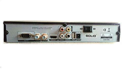 Digital HDS2 6141 Solid Set Top Box