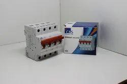 C&S Electric Wintrip 2 Isolator 4 Pole