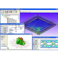 EMPro 3D EM Simulation Software