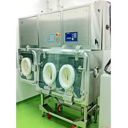 Weighing And Dispensing Containment Isolator (wdci)