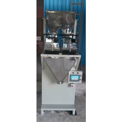 Semi Automatic Linear Weigh Filler Pouch Machine
