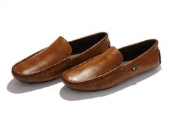Hush Berry Men's Premium Genuine Synthetic Casual Slip on Loafers Breathable Driving Shoes Fashion