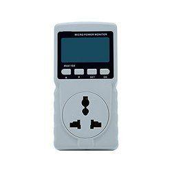 Digital Micro Power Meter Analyzer Monitor 220V 10Am EU Plug GM86 Tester Measuring Power Factor
