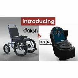 All Terrain Electric Power Motorized WheelChair