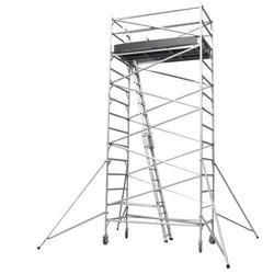 Mobile Aluminum Scaffold Tower Narrow