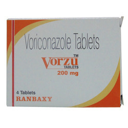 Ranbaxy Voriconazole Tablets
